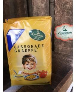 Cassonade blonde Graeffe 1kg