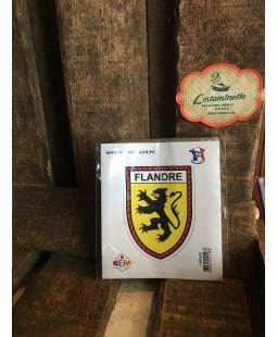 Sticker Lion des Flandre