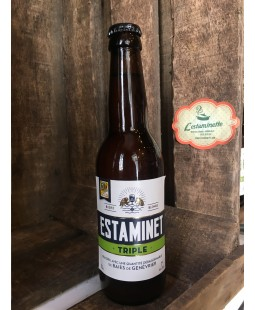 Estaminet Triple 33cl