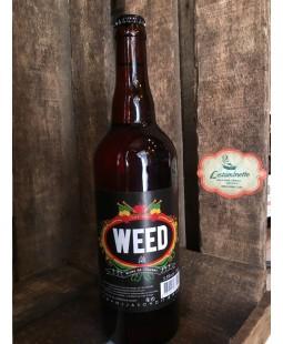 La Weed, bière au Chanvre 75cl