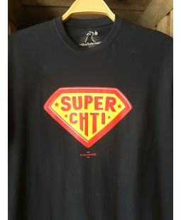 """T-Shirt Homme """"Super Chti"""" Le Gallodrome"""