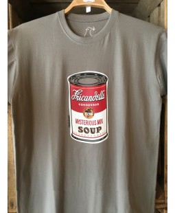 "T-shirt ""Fricadell's Soup"" Le Gallodrome"