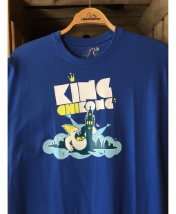 "T-shirt homme ""King Chikong"" Le Gallodrome"