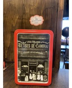 Boîte de collection bétises de Cambrai