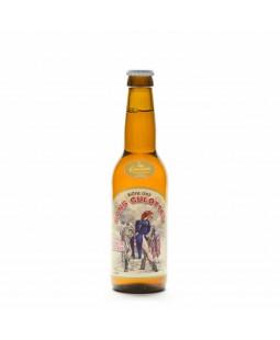 Bière des sans-culottes blonde corsée 33cl