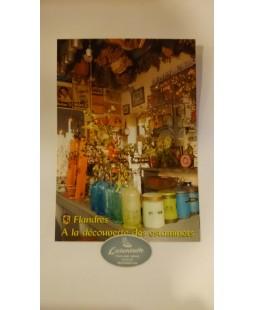 Carte postale Découverte des estaminets