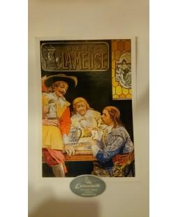Carte postale La bière de La Meuse