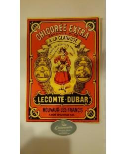 Carte postale Chicorée extra