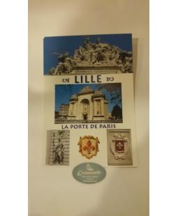 Carte postale Lille la Porte de Paris
