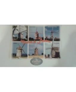 Carte postale Moulins des Flandres