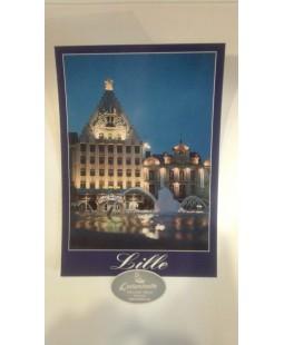 "Carte postale Lille ""Grand Place"""