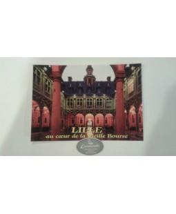 Carte postale Cœur Vieille Bourse