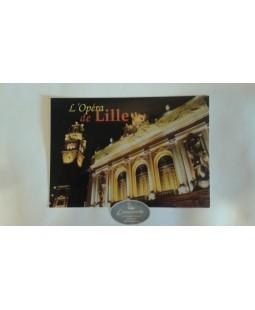 Carte postale L'Opéra de Lille