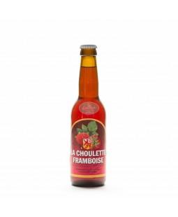Bière Choulette framboise 33cl