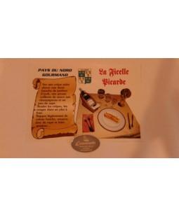 Carte postale La Ficelle Picarde