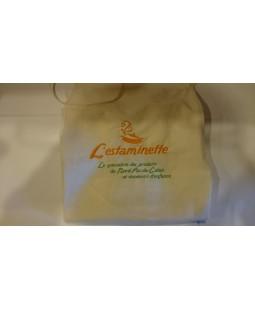 Tablier L'Estaminette crème