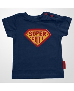 """T-shirt garçon """"Super Ch'ti"""" le Gallodrome"""