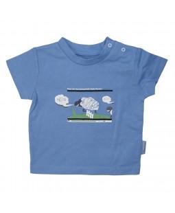 """T-shirt bébé """"Dors min tiot quinquin"""" Le Gallodrome"""