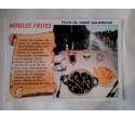 Carte Postale Moules Frites