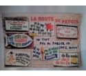 Carte Postale La Route du Patois