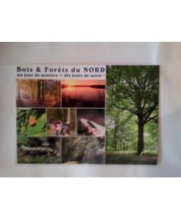 Carte Postale Bois et Forêts du Nord