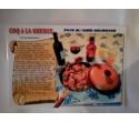 Carte Postale Coq à la Gueuse
