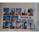 Carte Postale Beffrois de Flandre Artois