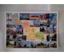 Carte Postale NORD 59, Les Villes du Nord