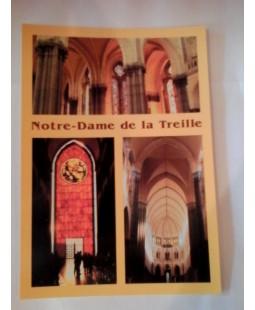 Carte Postale Notre Dame de la Treille à Lille