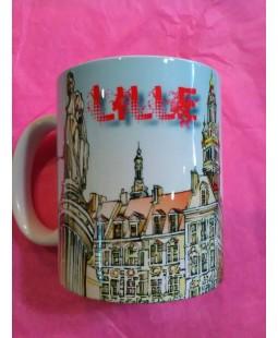 Mug Les Monuments de Lille