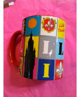 Mug Lille Touch