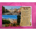 Carte postale La Légende de Lille