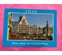 Carte postale ¨Plein soleil sur la Grand Place