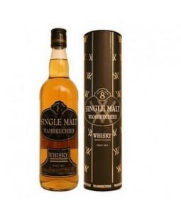 Whisky Single Malt Wambrechies 8 ans d'âge