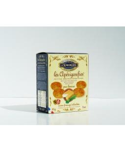 Apérigaufres saveur fromage/ciboulette